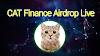Airdrop CAT Finance Dapatkan Hadiah Sebesar $60