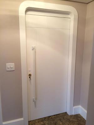 Pintura de Portas/Portões de entrada SP
