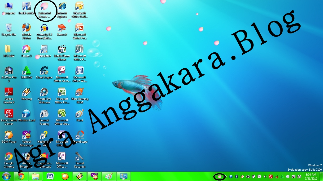 Agra AnggakaraBlog