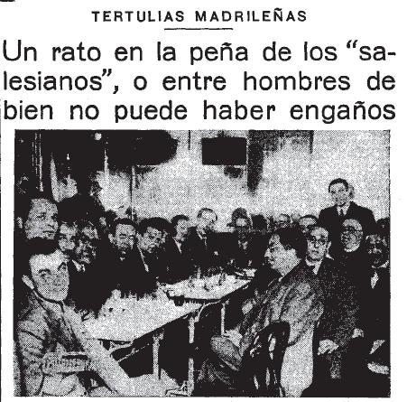 Antiguos caf s de madrid y otras cosas de la villa el caf de las salesas antonio machado y - Viveros pena madrid ...
