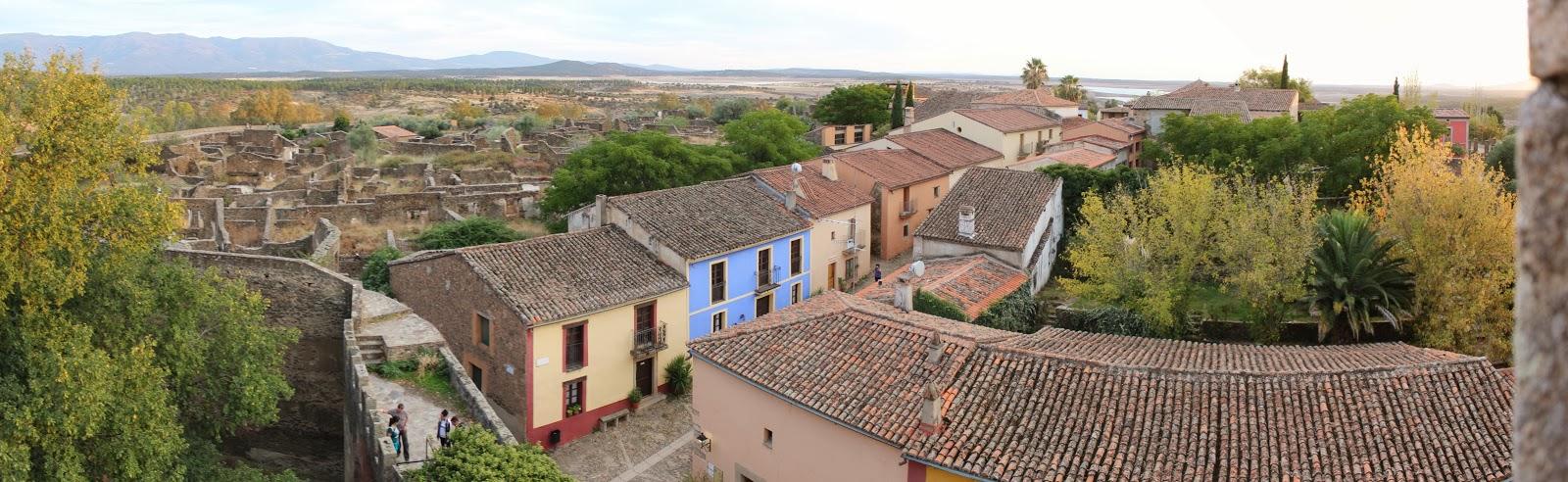Visitar Granadilla, Cáceres (Extremadura)