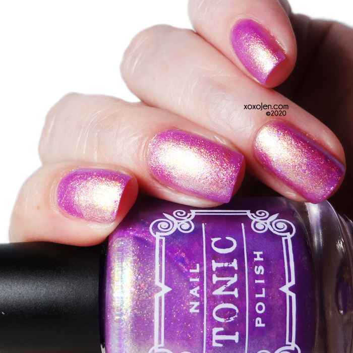 xoxoJen's swatch of Tonic Pure Imagination