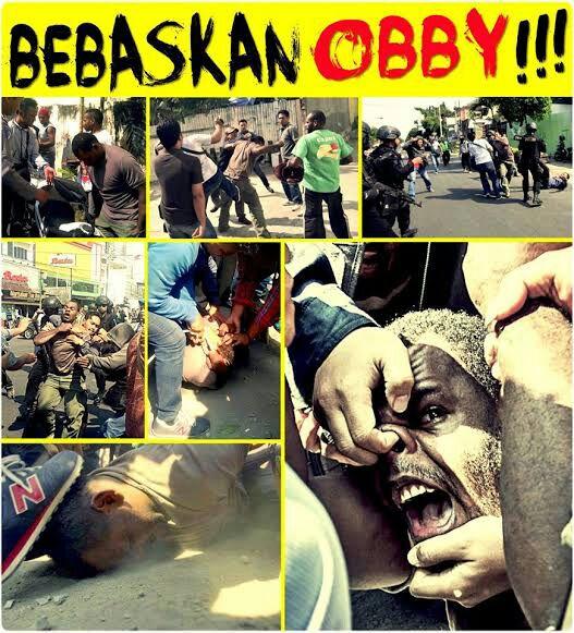 Korban Jadi Tersangka, Obby Kogoya Disidangkan Perdana