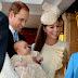 Christening of Prince George: first photos