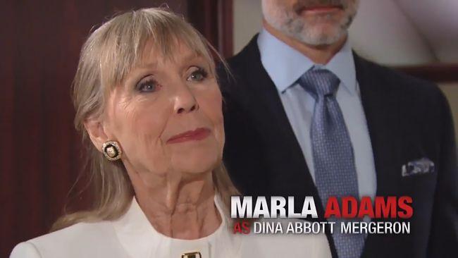 Personnage : Dina Abbott Mergeron