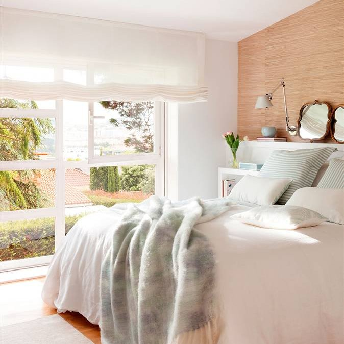 Casa tr s chic pensando nos quartos for Decoracion de dormitorios en blanco