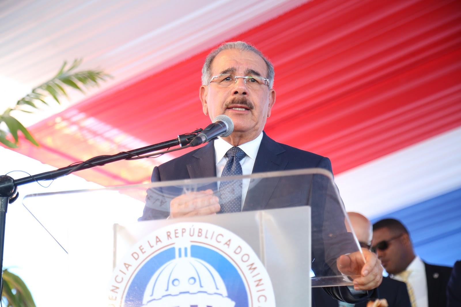 VIDEO: Danilo Medina a desarrolladores Ciudad Juan Bosch: Aceleren. Ya hay vendidos más de 8 mil apartamentos; y muchos otros quieren comprar