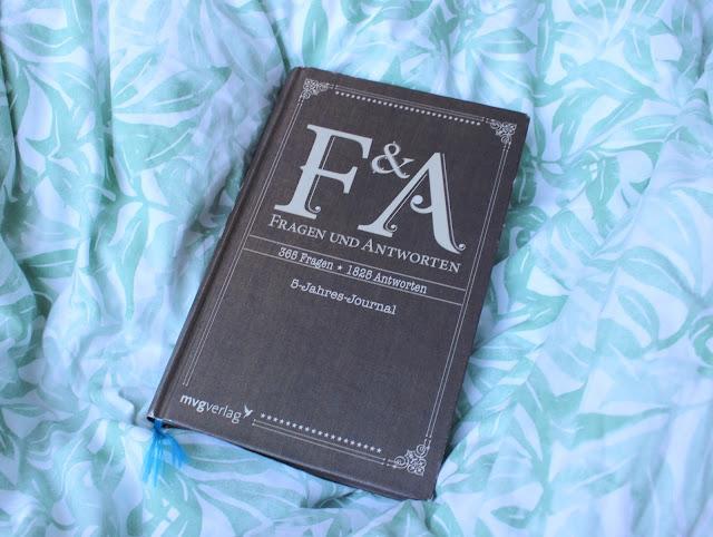 F&A, Fragen und Antworten über mich