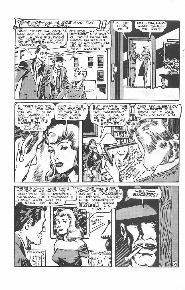 Read online Golden-Age Men of Mystery comic -  Issue #9 - 4