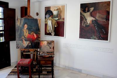 Casa Museo del pintor max Moreau