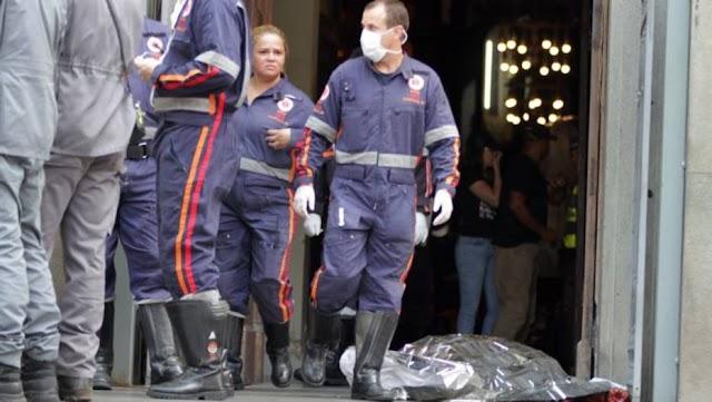 Homem entra em catedral de Campinas, mata 4 e se suicida