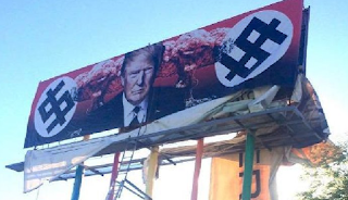 Artist Receiving Death Threats over anti Trump Billboard