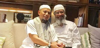 Catat! Ini Jadwal Ceramah Dr. Zakir Naik Awal April, Langsung di Pondok Modern Gontor
