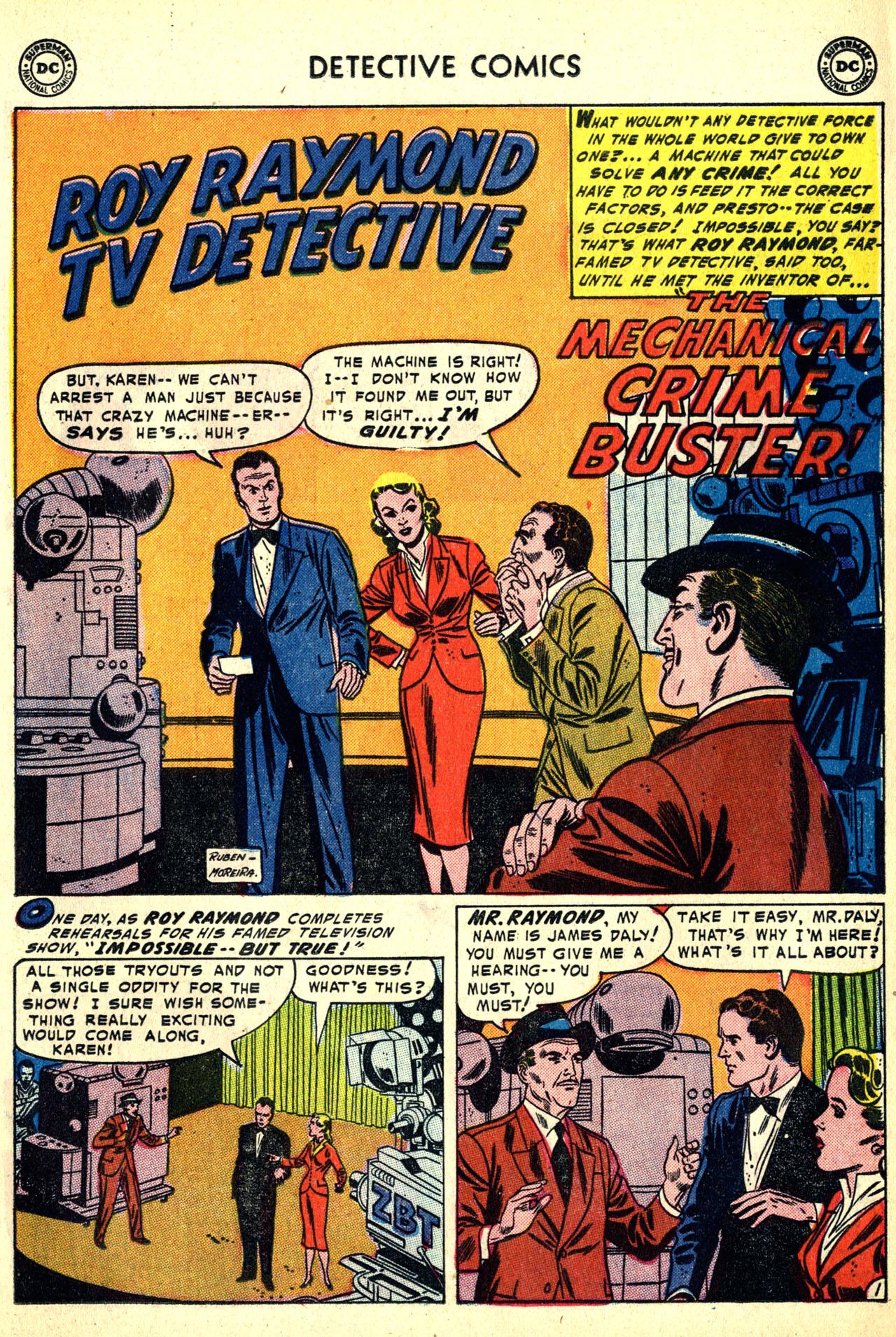 Detective Comics (1937) 208 Page 16