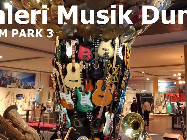 JATIM PARK 3: Galeri Musik Dunia