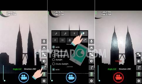 Cara Menyalakan Flash Saat Merekam Video Android