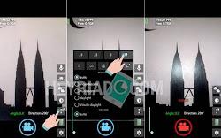 Cara Menyalakan Lampu Kamera Belakang Saat Video Call