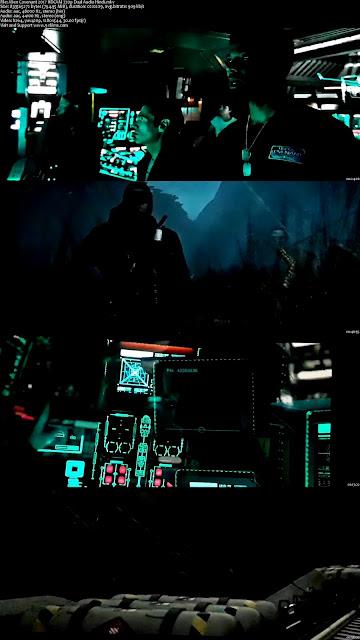 Alien Covenant 2017 HDCAM 720p Dual Audio Hindi