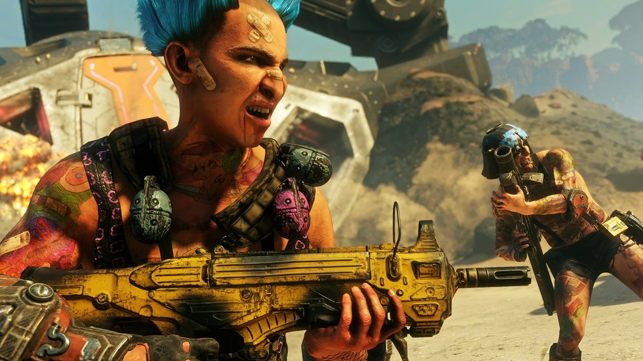 Power Up Guides: How to save the game in Rage 2