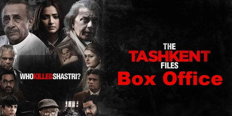 The Tashkent Files Box Office Collection Poster