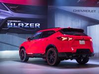2019 Chevy Blazer Release Date