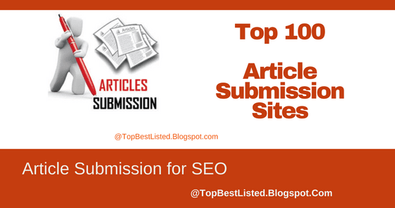 10 Best Article Submission Software, easy Link Builder