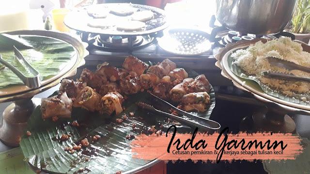 Mencari masakan Melayu area KL?Restoran Rebung Chef Ismail memang terbaik