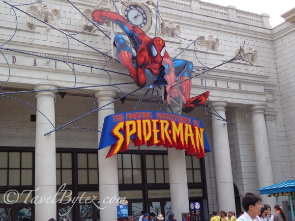 The Amazing Adventure of Spider-Man 2
