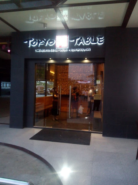 Tokyo Table in Mandaue City Cebu