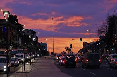 City of Viña del Mar, Chile.