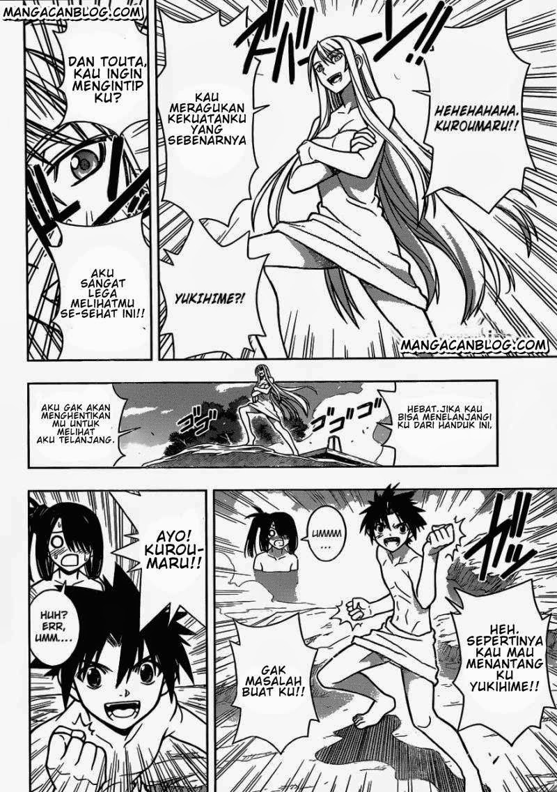 Manga UQ Holder! Chapter 5 bahasa Indonesia