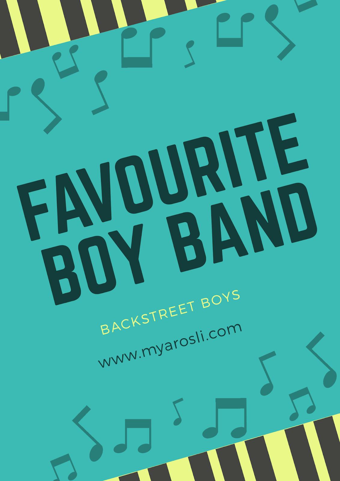 Favourite Boy Band