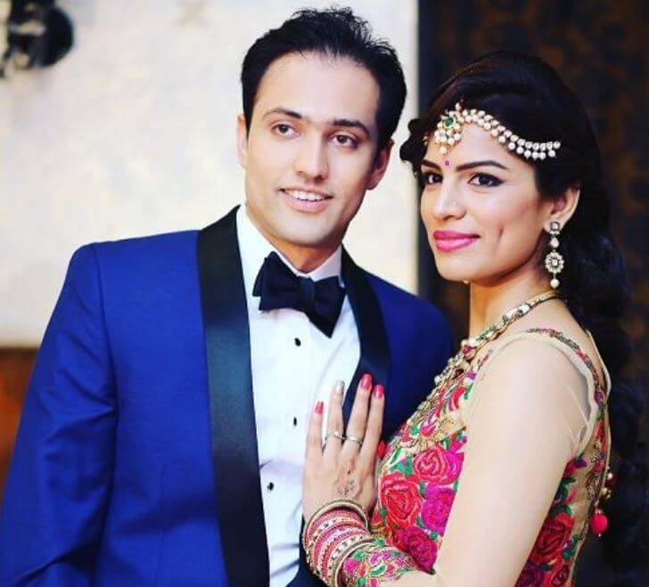 Shikha Singh Wallpapers with Husband