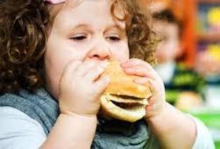 dampak obesitas pada anak