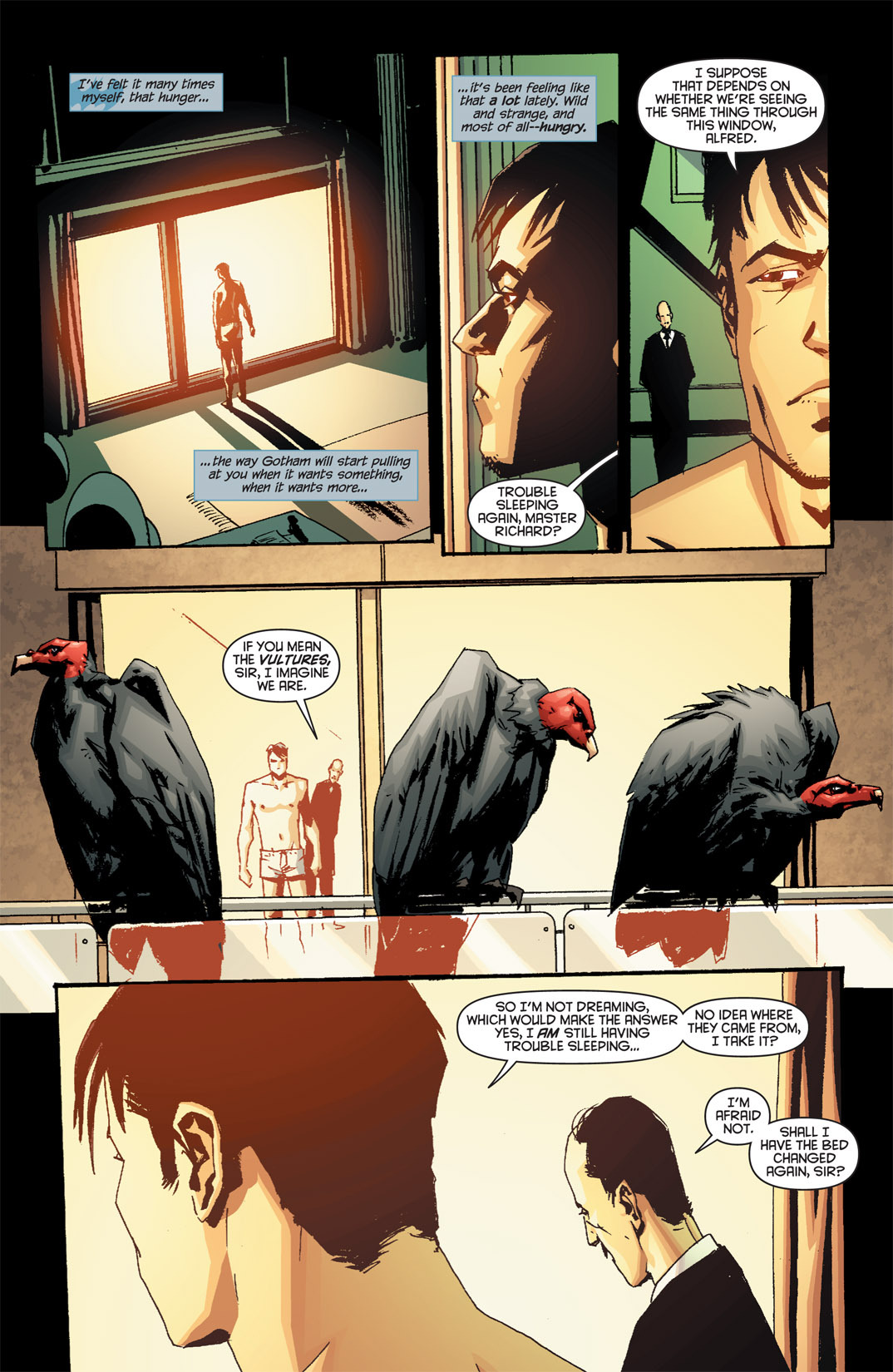 Detective Comics (1937) 871 Page 4