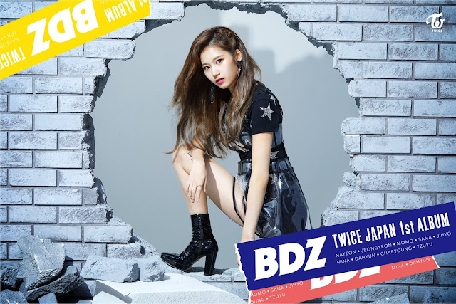 twice comeback japon album bdz