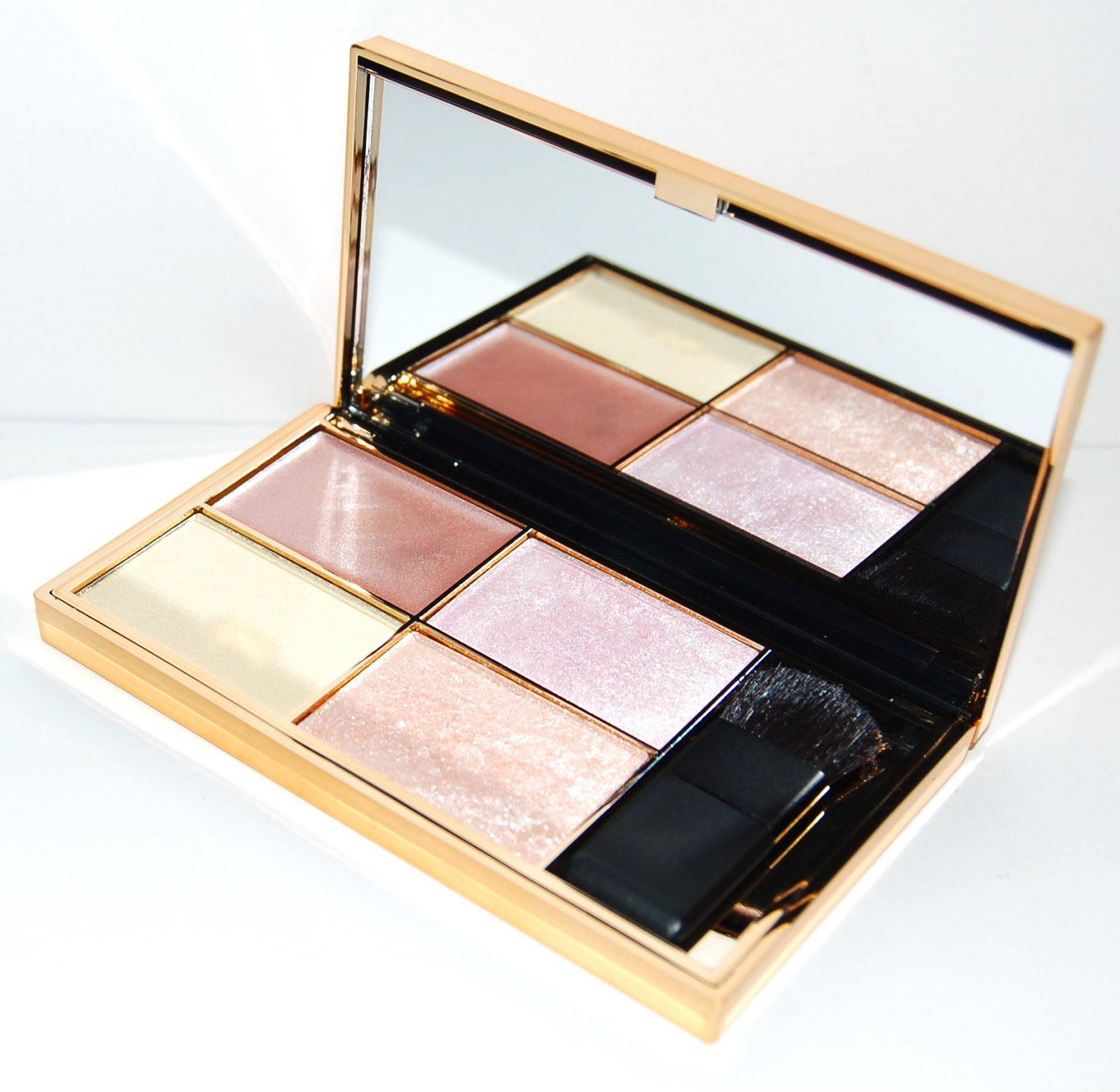 sleek makeup solstice highlighting palette review the beauty isle