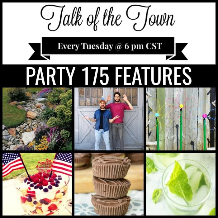 Talk Of The Town Party 175 Features