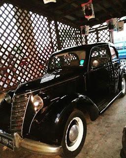 For sale : Fiat 1100e Konde mobil antik klasik