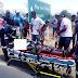 Moto bate em placa e deixa homem ferido na BR-405, em Uiraúna