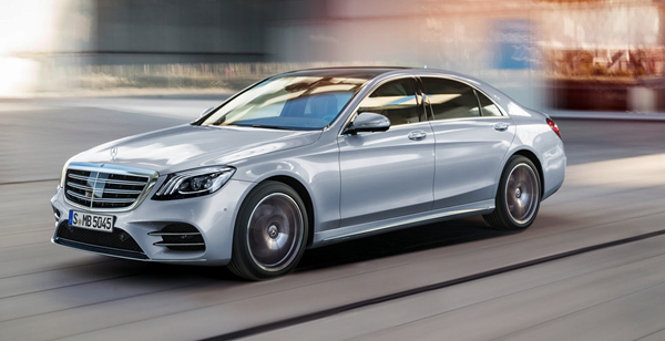 2018 Mercedes-Benz S-Class and AMG S 63 Unveils New Engines