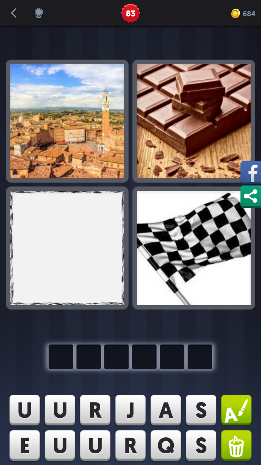 4pics1word answers 8 letters daily challenge 4 pics 1 word answers solutions level 83 square 16182