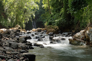 rio viejo waterfall puriscal