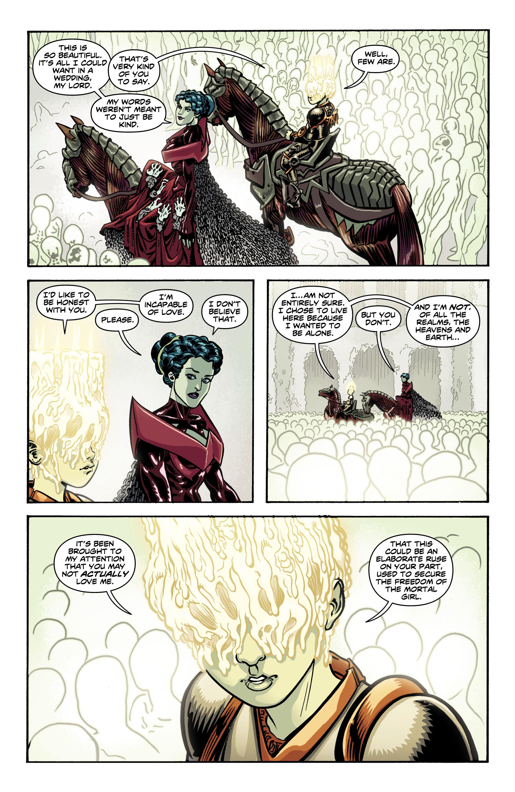 Read online Wonder Woman (2011) comic -  Issue #9 - 18