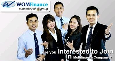 Lowongan Kerja PT Wahana Ottomitra Multiartha Tbk (WOM Finance) Management Trainee Mei 2017