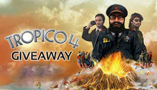 Tropico 4 Giveaway