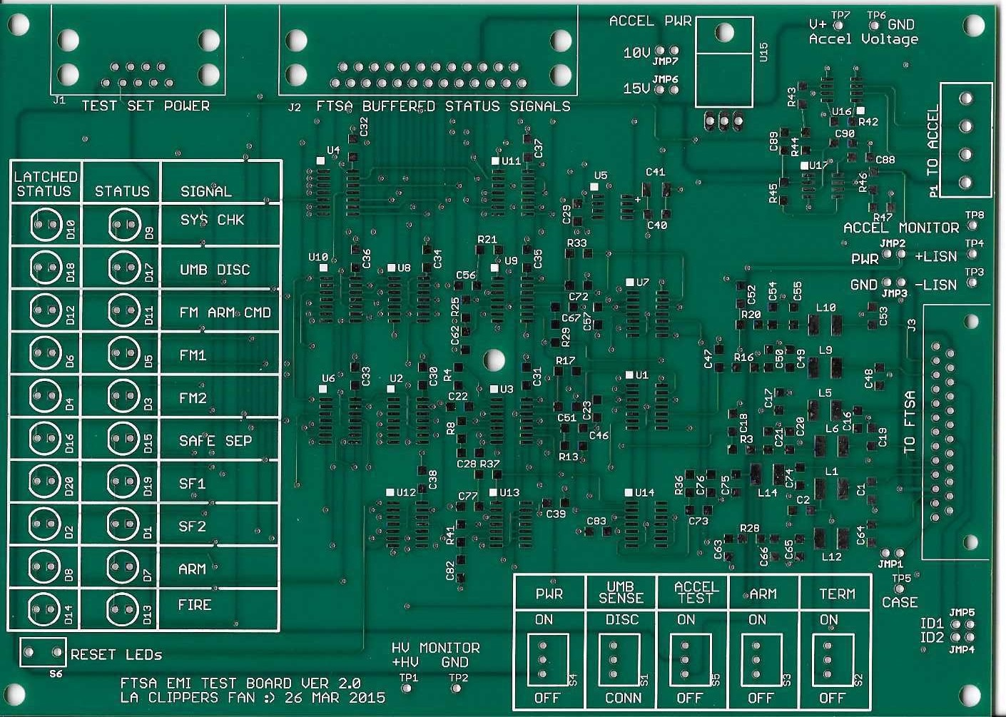 Printed Circuit Board Design Tonys Electronics Projects Electronic Most Of These Are 4 To 6 Layer Boards With Have Power And Ground Planes