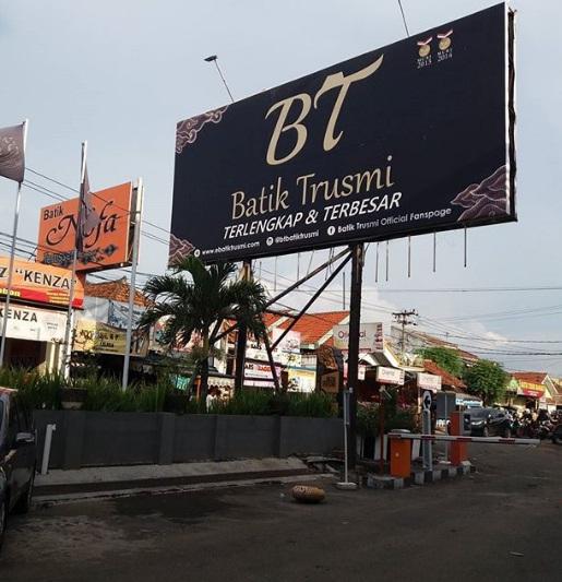 sentra batik trusmi wisata cirebon