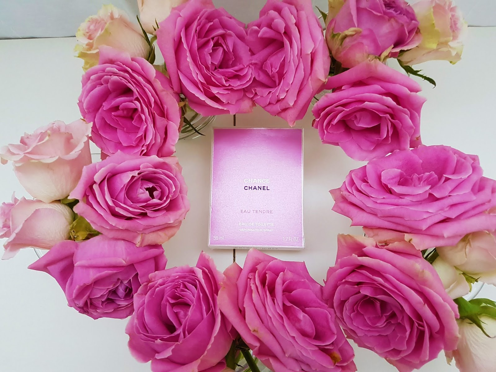 The Exclusive Beauty Diary Chanel Chance Eau Tendre