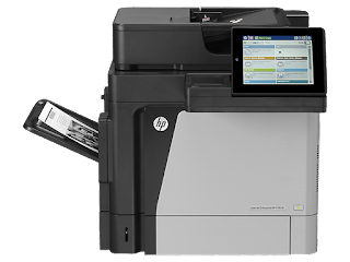 HP LaserJet Enterprise MFP M630dn Printer Driver Download